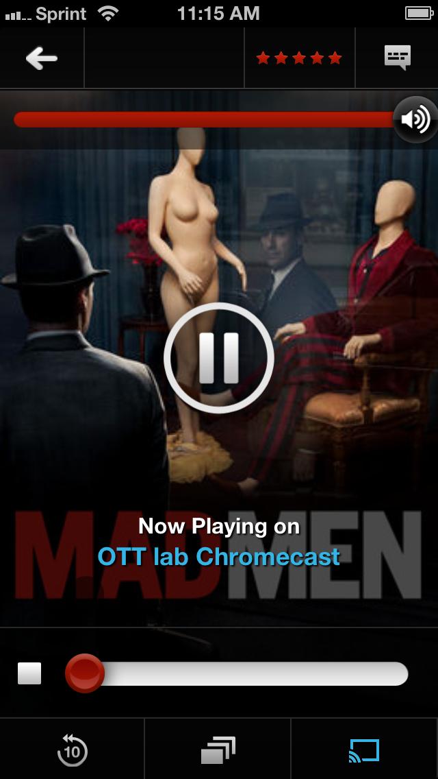 MadMenChromecast