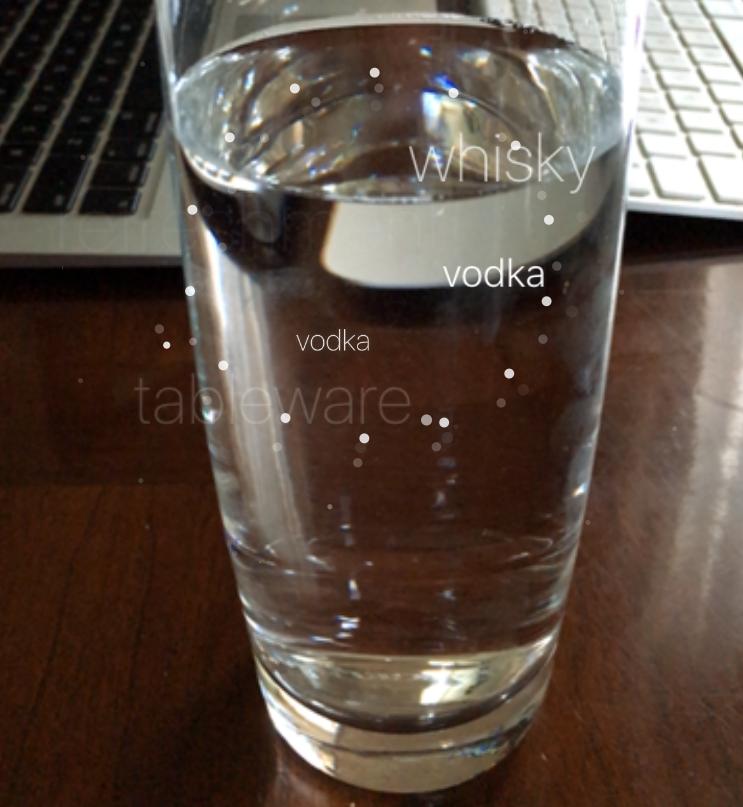 Blippar-WaterGlass