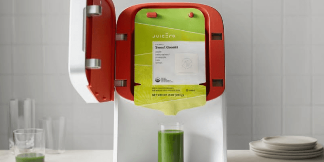 Juicero: Squeezing every last dime out of a bad idea