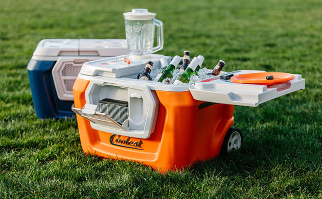 The Sad Saga of the Coolest Cooler